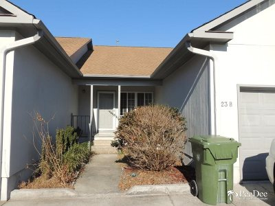 Single Family Home Sold: 700 S Cashua Dr. Unit 23-B