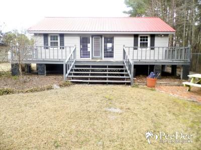 Hamer Single Family Home For Sale: 2100 Vintage Court