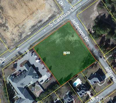 Florence, Flrorence, Pamplico Commercial Lots & Land For Sale: 1414 S Cashua Drive