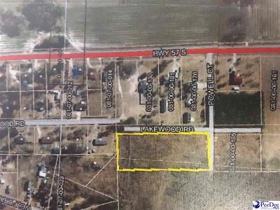 Dillon County Residential Lots & Land Active-Price Change: Lakewood Drive