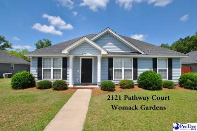 Single Family Home Sold: 2121 Pathway Court