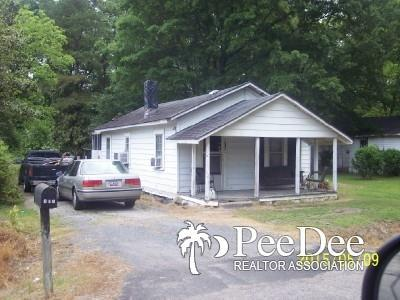 Single Family Home For Sale: 414 Bethea Street