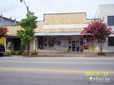 Dillon County Commercial For Sale: 215 & 217 W Main Street