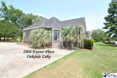Single Family Home Sold: 1004 Exeter Place