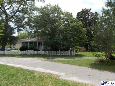 Single Family Home Sold: 10262 Hasty Road