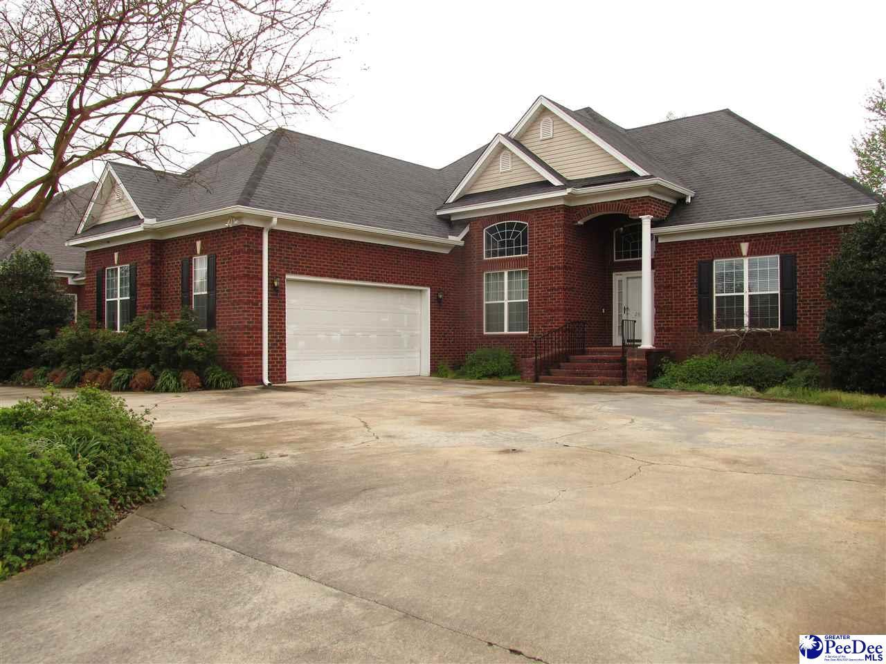 2810 Shadwell Court Florence Sc Mls 125412 Florence