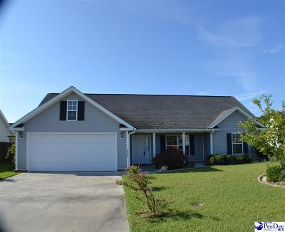 Effingham SC Single Family Home Sold: $119,900