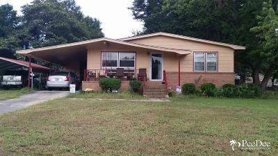 Florence Single Family Home For Sale: 808 E Howe Springs Rd.
