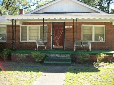 Hartsville Single Family Home For Sale: 409 Brewer Ave