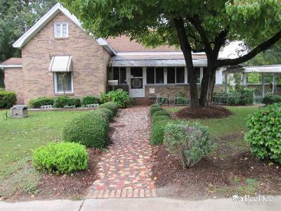 Darlington Single Family Home For Sale: 306 Chestnut Street
