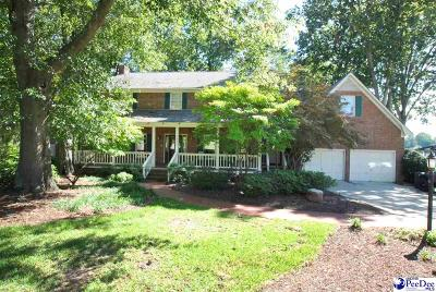 Florence SC Single Family Home Sold: $365,000