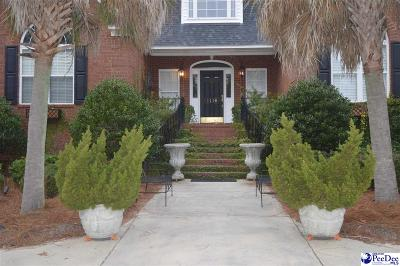 Hartsville Single Family Home Under Contingency Cont: 1116 Trailwood Drive