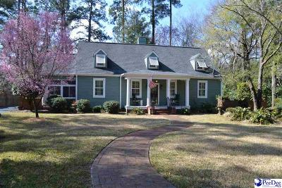 Florence SC Single Family Home Sold: $275,000