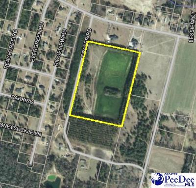 Marion County Residential Lots & Land For Sale: Crater Rd.