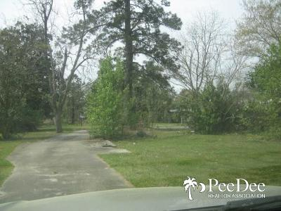 Pamplico Residential Lots & Land For Sale: 119 N Trade St.
