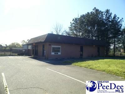 Dillon County Commercial For Sale: 923 S Hwy 301