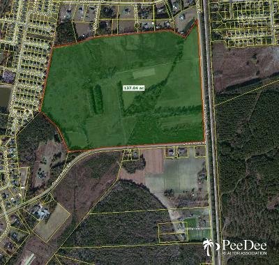 Florence SC Residential Lots & Land For Sale: $760,000