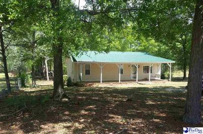 Latta Single Family Home For Sale: 2530 W Hwy 38