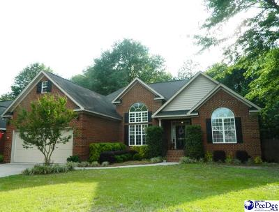 Florence Single Family Home Uc/Show For Back Up: 2717 Carriage Lane