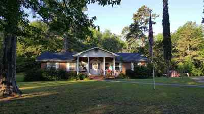 Florence Single Family Home For Sale: 345 R Bar M Ranch Rd.