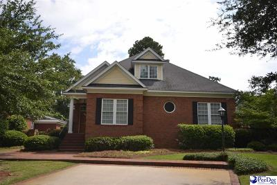 Florence Single Family Home Uc/Show For Back Up: 1220 McIntosh Woods Drive