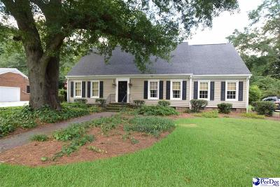 Florence SC Single Family Home Sold: $352,900
