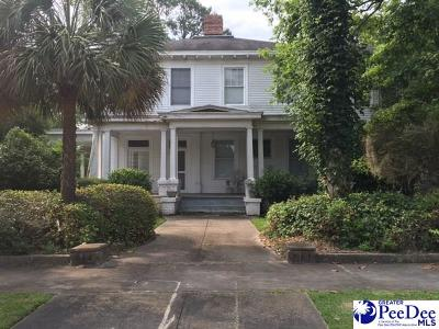 Darlington SC Single Family Home Sold: $135,000