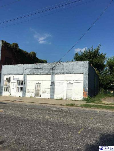 Florence, Flrorence, Marion, Pamplico Commercial Uc/Show For Back Up: 309 Dargan St.