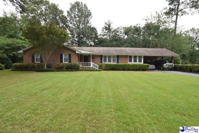 Florence SC Single Family Home Sold: $174,000