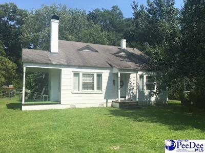 Florence SC Single Family Home Sold: $72,100