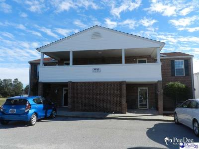 Florence SC Condo/Townhouse Sold: $89,900