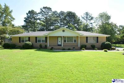 Florence SC Single Family Home Sold: $130,900