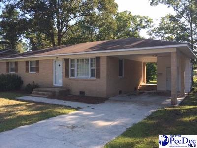 Lake City Single Family Home Uc/Show For Back Up: 307 Smith