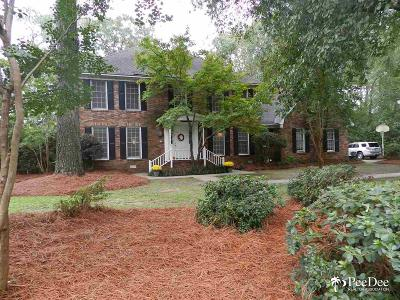 Florence Single Family Home For Sale: 616 Ascot Drive