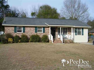 Florence Single Family Home For Sale: 2111 Warner Street