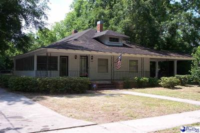 Marion Single Family Home Under Contingency Cont: 109 Presbyterian St.