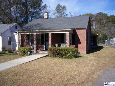 Bennettsville Single Family Home Uc/Show For Back Up: 416 Myrtle Street