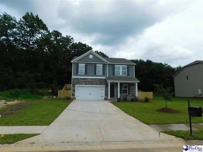 Florence County Single Family Home For Sale: 3056 Wild Turkey