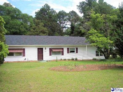 Dillon Single Family Home Uc/Show For Back Up: 252 Mt Calvary Rd