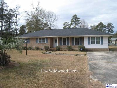 Single Family Home Sold: 114 Wildwood Drive