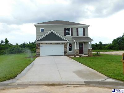Florence SC Single Family Home For Sale: $165,387