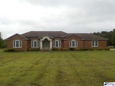 Bennettsville Single Family Home Uc/Show For Back Up: 694 Sulgrave Road