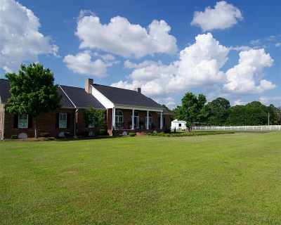 Hartsville Single Family Home For Sale: 4112 W Old Camden