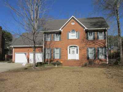 Florence Single Family Home For Sale: 705 Lancelot Drive