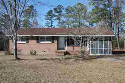 Johnsonville Single Family Home For Sale: 287 Byrnes Curcle
