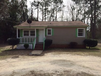 Hartsville Single Family Home For Sale: 919 Gibson Street