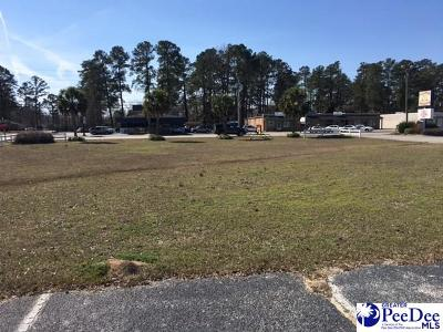 Florence, Flrorence, Marion, Pamplico Commercial For Sale: 1466 Second Loop Road