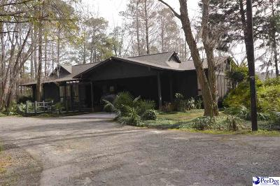 Hartsville Single Family Home Uc/Show For Back Up: 900 Sweet Bay Drive