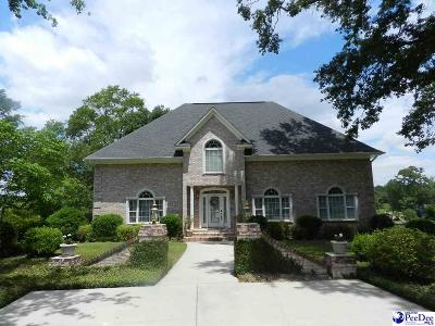 Florence SC Single Family Home Under Contingency Cont: $324,900