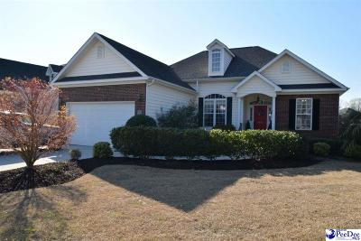 Florence SC Single Family Home Sold: $174,900